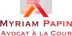 Myriam Papin Avocat